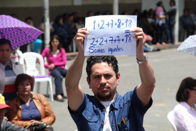 ¿ECDF, video o examen? El Gobierno busca vulnerar los derechos de los maestros